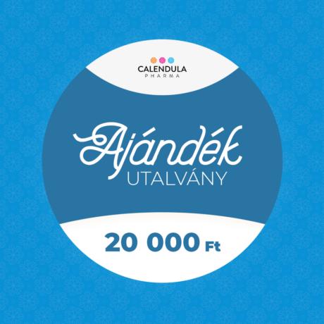 Ajándékutalvány 20000